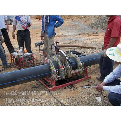 忻州PE管63国标纯原料PE管材顶管专用