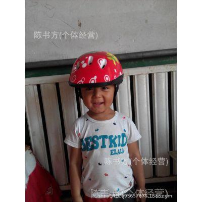 儿童头盔护具 6孔高密度泡沫头盔 溜冰鞋 轮滑头盔 宝宝安全帽