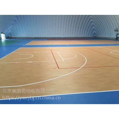 篮球场塑胶地面价格 室外塑胶篮球场厂家