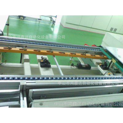 广州打印机装配线生产线,佛山投影仪流水线,倍速链带检测流水线