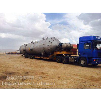 上海到佛山大件运输专线 大型货物 专业高效