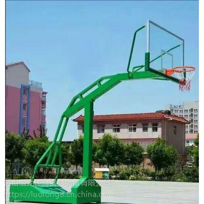 青海篮球架厂家价格 移动篮球架价格