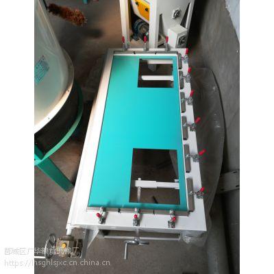广华粮机 面粉筛绷装机 罗底绷网机 自动绷张机 厂家直销