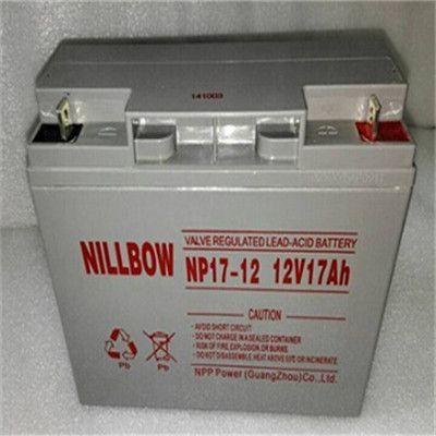 力宝蓄电池NP5-12南京/总代理 报价