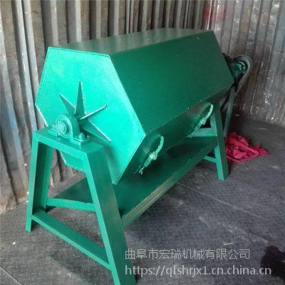 浩瑞加工生产鹅卵石圆滑抛光机