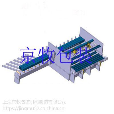 铜排缠绕包装机 PPR管整理机 套袋机 PVC管材、 堆垛、 称重、 捆扎包装线