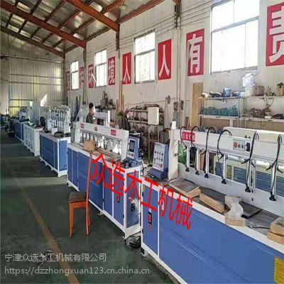 香河众选MXZ5125直线修边机厂家定制木工数控设备