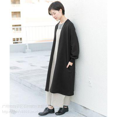 洛米唯娅外贸羽绒服尾货批发折扣女装 杭州服装品牌批发尾货