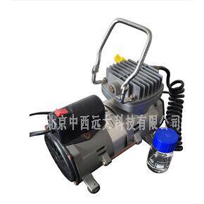 中西(LQS现货)双喷超细电动薄层喷雾器 型号:SK95-TS-II库号:M406329