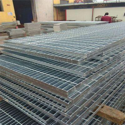 东莞钢格板 船用钢格板厂家 镀锌格栅板定制
