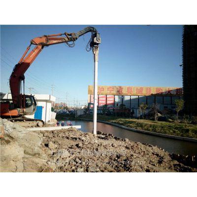 上海打桩机出租,重固镇承接钢板桩、钢管桩、拉森桩、围堰支护工程施工 出租钢板桩,拉森桩 型钢 钢管桩