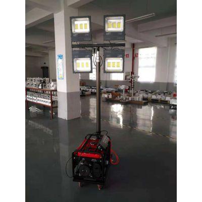 大功率照明灯 升降照明系统 3.5米车载照明 专业厂家