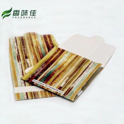 【特价批发】优质环保眼镜袋 防水礼品袋 高档精美M边镜片纸袋