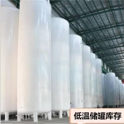 100立方低温二氧化碳储罐,10立方CO2储罐操作过程,中杰特装