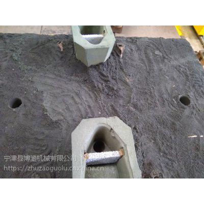 圣泉铸钢用耐高温陶瓷过滤器使用方法