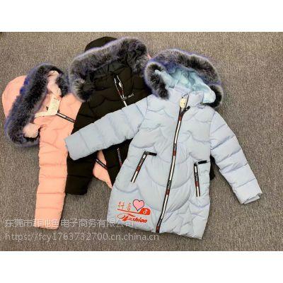 广西梧州韩国童装批发市场中高档精品实体店面质量好的童装棉衣批发中大童长裤棉衣批发网