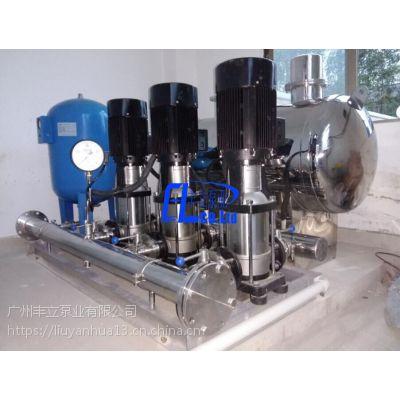 无负压供水 恒压供水 小区泵房改造直供水 二次变频加压供水