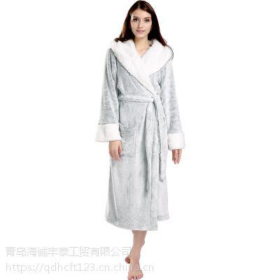 春秋款睡衣加盟 北京睡裙生产厂家 海诚丰泰juice mate