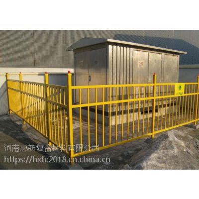 江西玻璃钢污水处理厂护栏 耐腐蚀性能强