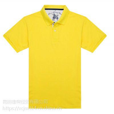 时尚广告T恤衫定做,昆明运动速干T恤衫POLO衫批发厂家