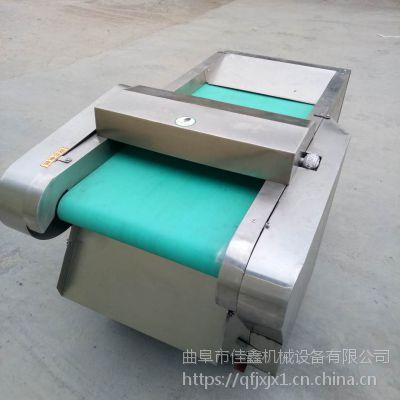 家用电酸豆角切段机 鲜豆角切段机 佳鑫多功能豆皮切块机