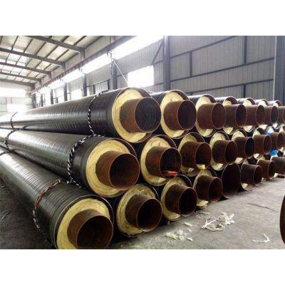 河北省钢套钢蒸汽保温管道施工厂家,黄石市预制直埋保温管报价