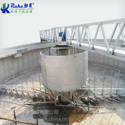 江苏如克环保【污水成套设备】桥式吸泥机、行车式刮吸泥机