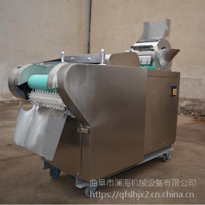 商用电动切菜机 钢带式省力蔬菜切丝机切菜机厂家
