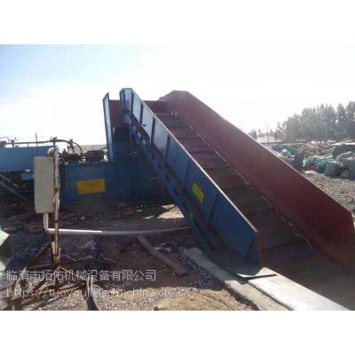 天津市供应黄储液压打包机生产厂家视频