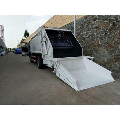 14方压缩垃圾车现车,东风自装卸式垃圾车