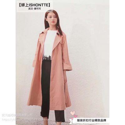 广州棉麻休闲女装【堓上.七着】春夏装走份批发