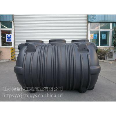 新疆化粪池厂家乌鲁木齐昌吉三格滚塑化粪池1.5立方一体成型不怕压