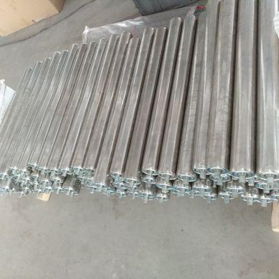内蒙古乌海优耐德科技供应输送机辊筒碳钢辊筒镀锌辊筒橡胶滚筒包胶滚筒