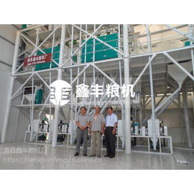 石磨面粉机械是推动经济发展的好帮手