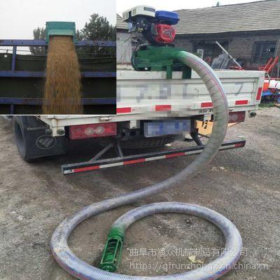 常年加工软管抽粮机 车载收粮机润众