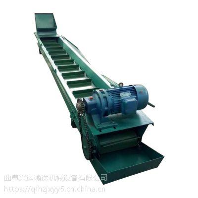 供应刮板输送机公司加工定制 水泥粉刮板机