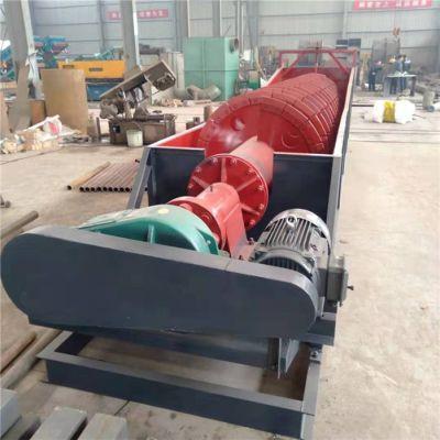 定制螺旋洗砂机-化州市洗砂机-红森机械(查看)