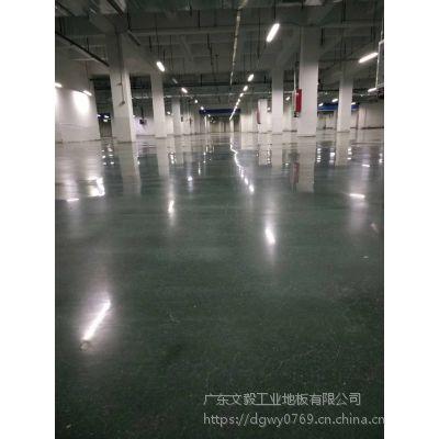 深圳罗湖、福田、南山厂房金刚砂无尘处理--金刚砂地面硬化处理