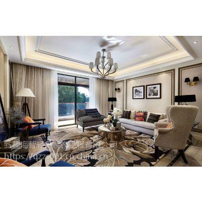 115㎡简欧三室一厅,装修花费14万,客厅设计很多人都没有见过!——轻舟装饰