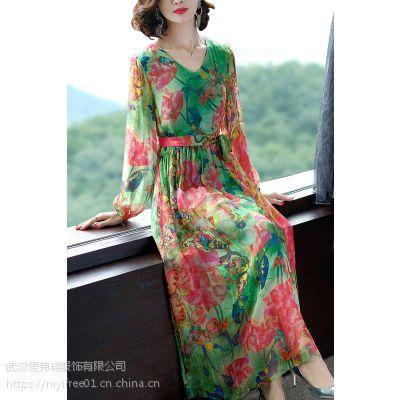 服装直接从厂里拿货可以吗城市俪人夏款蕾丝裙