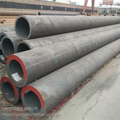 包钢/45#厚壁钢管机械制造用/热轧无缝管大口径无缝钢管质优价廉