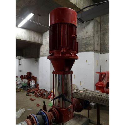 消防泵消防水泵XBD4.0/40-L喷淋泵厂家,消防增压水泵XBD3.8/40-L室内消火栓泵