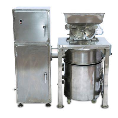 不锈钢环保食盐粉碎机加工设备供应商 旭朗不锈钢多功能粉碎机