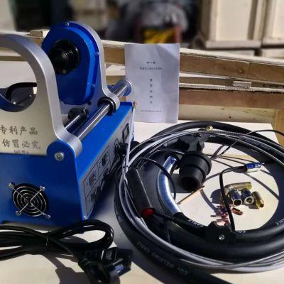 便携式内孔自动补焊机 挖机大臂镗孔补焊机