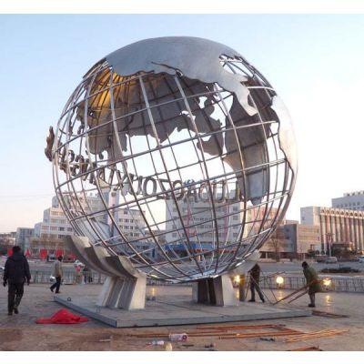无锡30不锈钢雕塑镜面雕塑