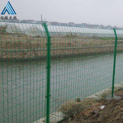 河道临边安全围栏,水渠隔离网