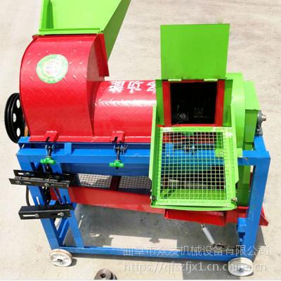 大型麦子打场机 山西小麦脱壳机 粮食加工机械