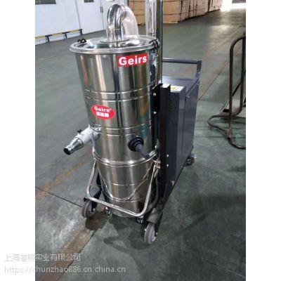 厂家直销 工业粉尘大功率吸尘器 厂房地面灰尘吸尘机 振瑞斯PY5