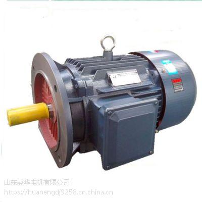 山东华能电机厂YE2-280S四极75kw高效节能电动机