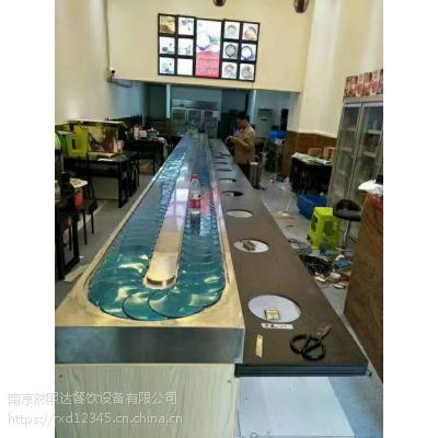 重庆自动旋转火锅餐台设备厂家